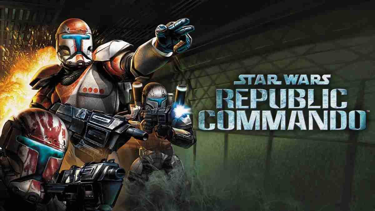 Star Wars: Republic Commando is BACK!