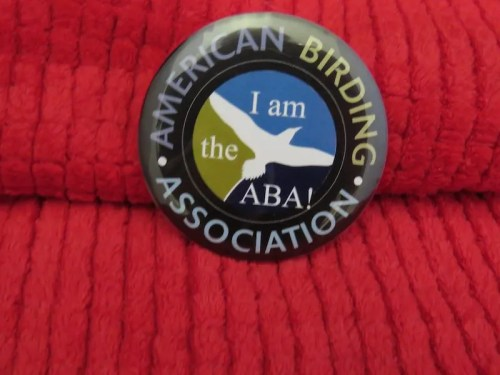 I am the ABA button