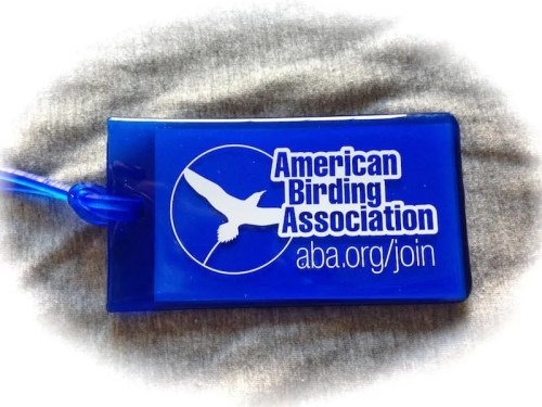 ABA Luggage Tag