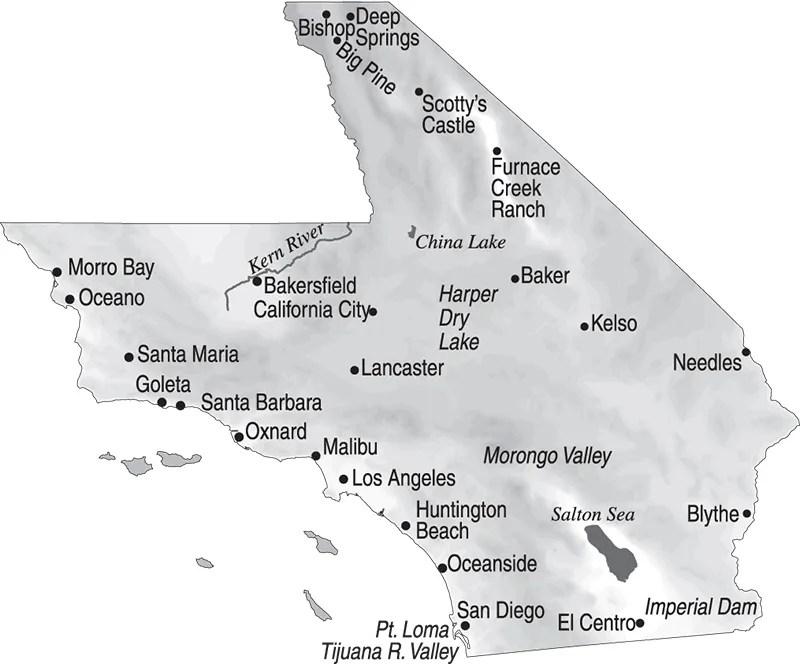 Southern California - Summer 2017 - American Birding Association