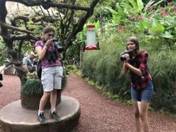Gals and Hummingbirds CRC 2019