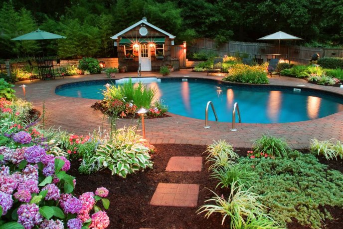 Pool and Walkway Lighting