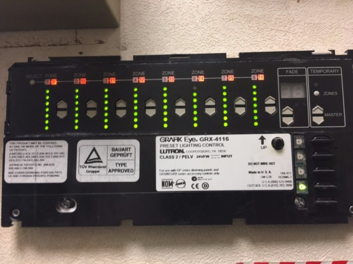 Remote Variable Dimmer