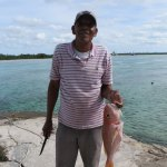 Donald Pinder of Sandy Point