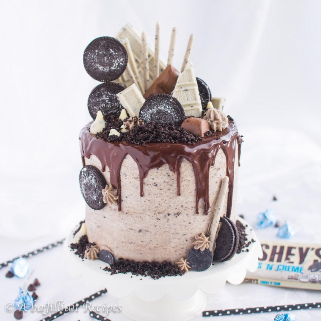 The Ultimate Oreo Cake