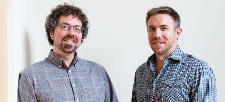 Mason Blake and Matthew Faustman.