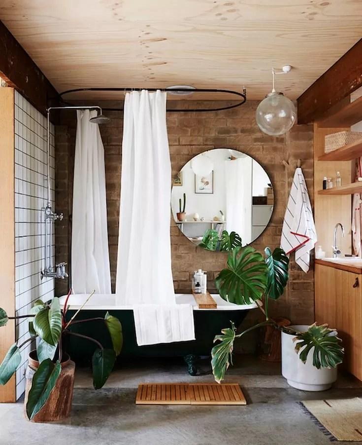 łazienka rustykalna, łazienka w stylu farmhouse, jak urządzić stylową łazienkę, trendy łazienkowe, wiejska łazienka