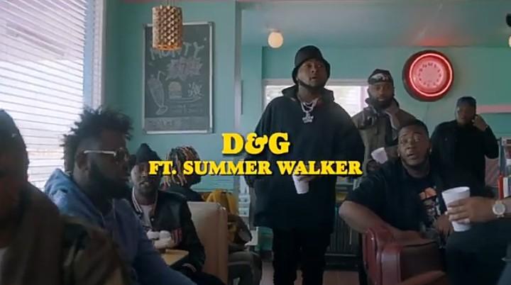 VIDEO: Davido – D & G ft. Summer Walker