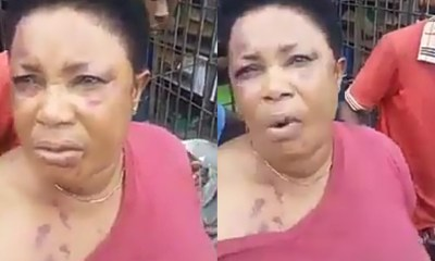 Woman returns the manhood she stole spiritual in Aba