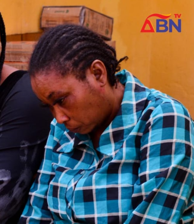 Suspects Confess to Snatching and Stealing of Children in Aba (Video)