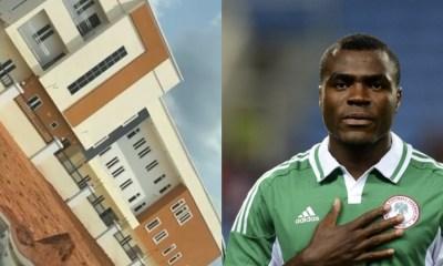 Nigerian Footballer, Emenike Builds Classic Hospital In His Town