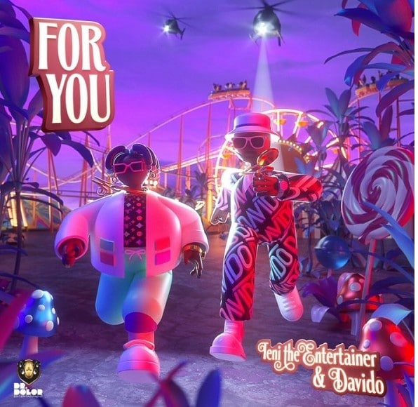Download Music: Teni – For You ft. Davido