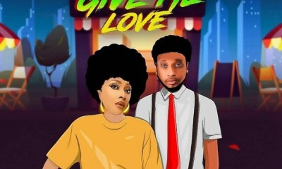 Download Music: Angela Okorie - Give Me Love Ft B-Red