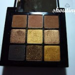 NYX Bronze Smokey Look Palette