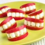 Apple Smiles : Recipe