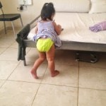 Potty Training at 21 Months