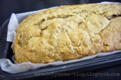 Banana Nut Bread_cooked