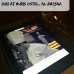 Chic Cuisine at Zuri Restaurant