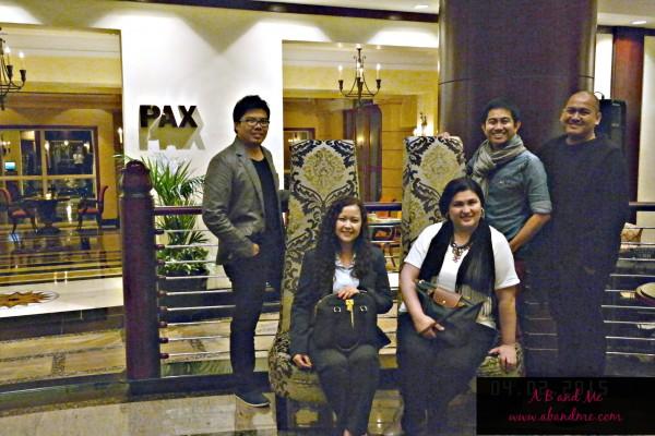 ABandMe_Group Photo Pax