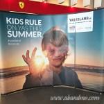 #KidsRule on Yas Island