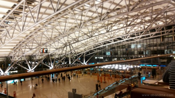 Hamburg Departure Terminal