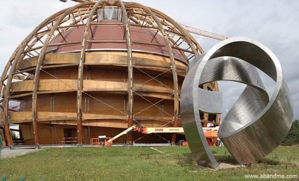 CERN New Complex