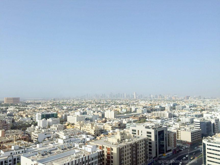 Ghurair Rotana Skyline
