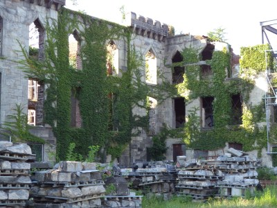 The Smallpox Hospital, or, Renwick Ruin; An Abandoned ...