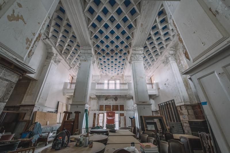 Dixie Walesbilt Hotel Abandoned Florida