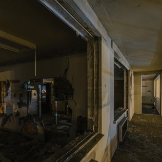 Parkway West Regional Medical Center | Photo © 2014 Bullet, www.abandonedfl.com