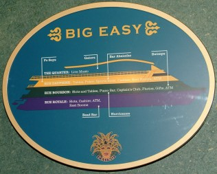 'Big Easy' Riverboat Casino | Photo by Mike Woodfin, 2011