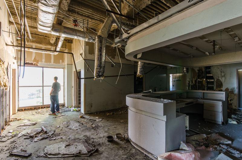 Everglades Regional Memorial Hospital | Photo © 2011 Bullet, www.abandonedfl.com