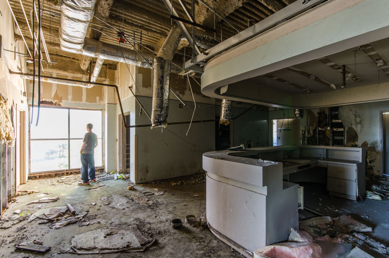 Everglades regional medical center abandoned florida for Gardens regional hospital and medical center