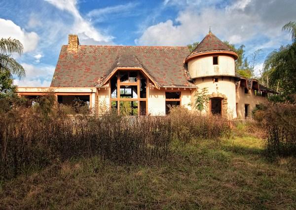 Castle Hill Mansion