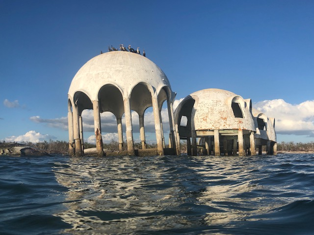 West Bend Ford >> Cape Romano Dome House | Abandoned Florida