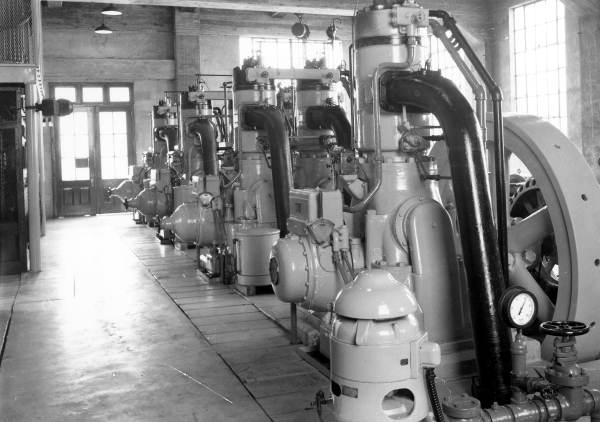 Tungston Plantation - State Archives of Florida; Florida Memory, 1952