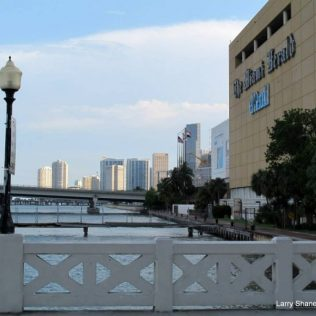 Miami Herald Building - Photo by Larry Shane, 2013
