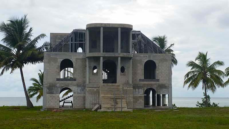 Craig Key Abandoned Mansion   Abandoned Florida
