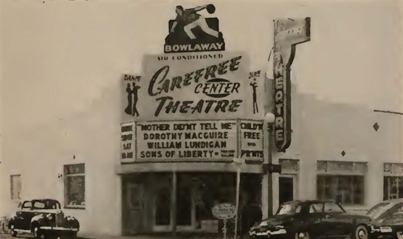 carefree-theater-in-the-50s