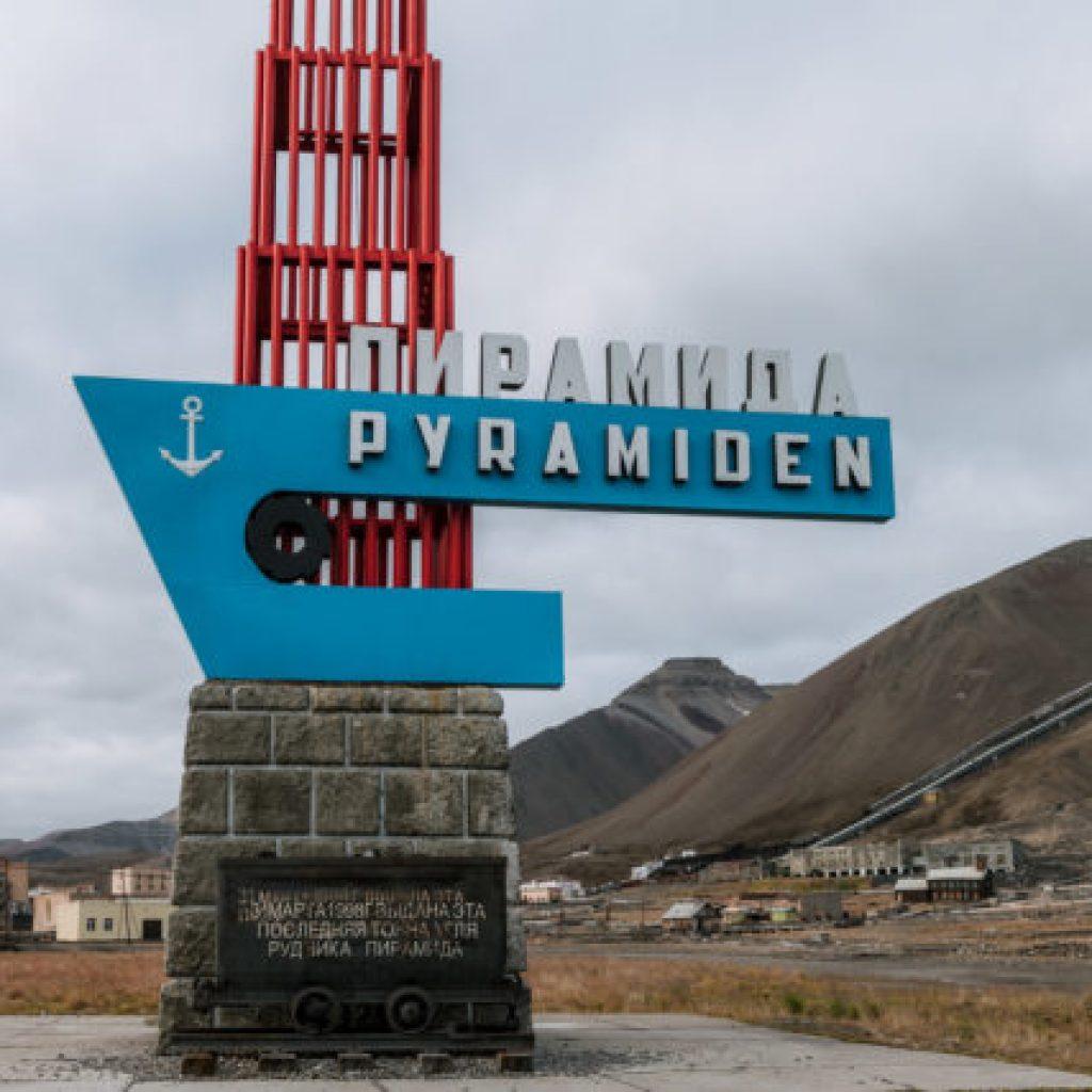 Soviet Town Hidden on the Edge of the Earth