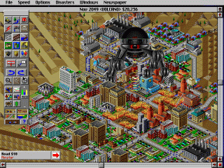 Image result for sim city 2000