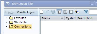 SAP GUI 7.30