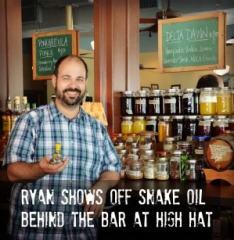 Ryan at High Hat
