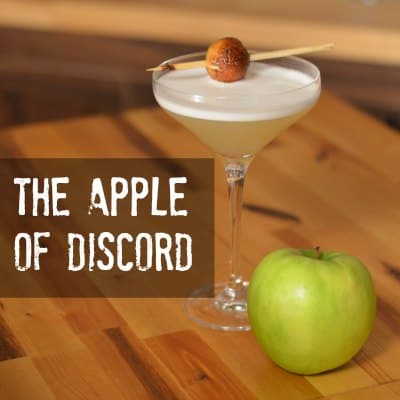 "Apple of Discord – MxMo ""Fire"""