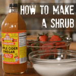 How to make a Shrub cocktail