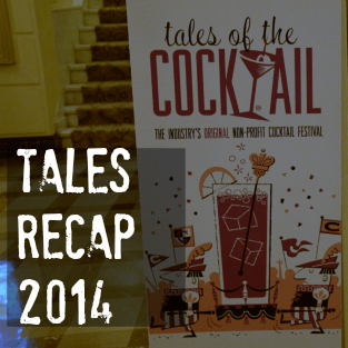 Final Tales of the Cocktail Video recap