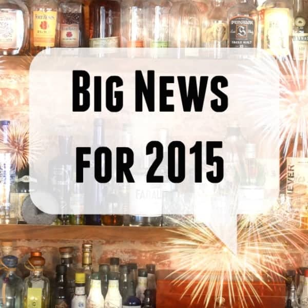 A Bar Above Grows Up: Big Changes in 2015!