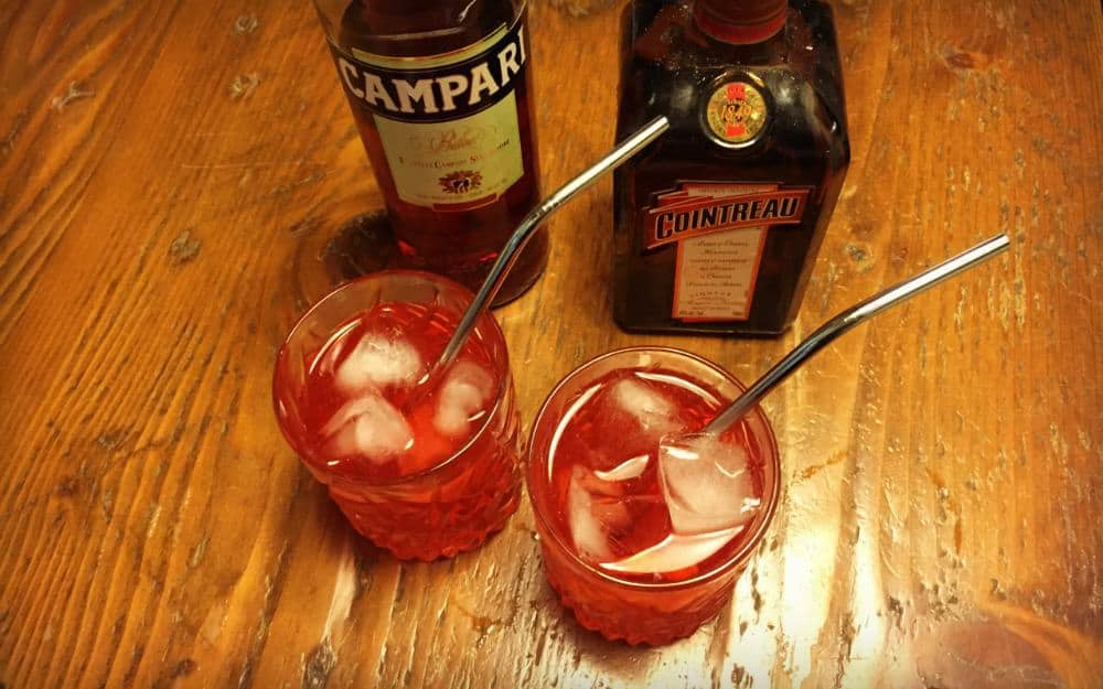 P1 - Campari Crush