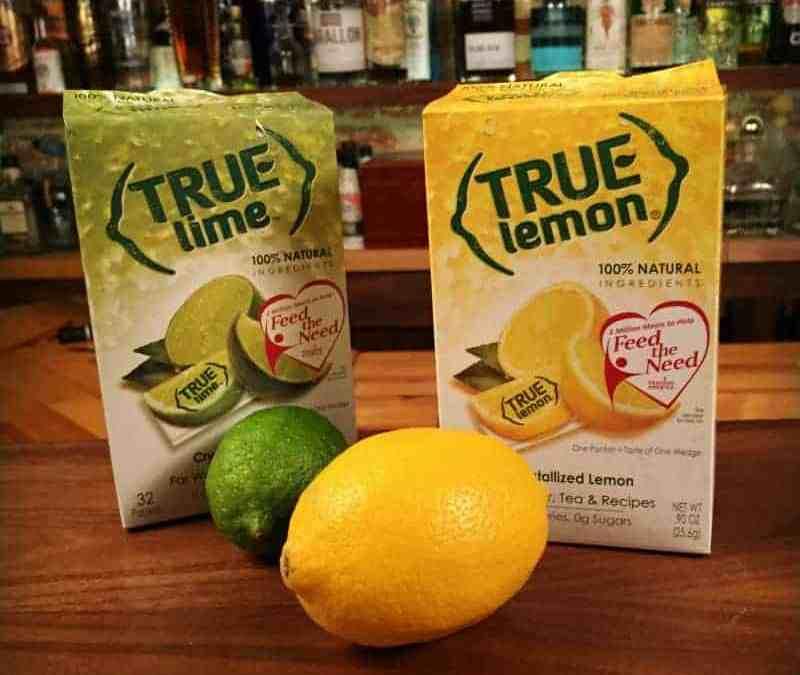 "True Lemon and Lime: A ""True"" Citrus Substitute for Cocktails?"