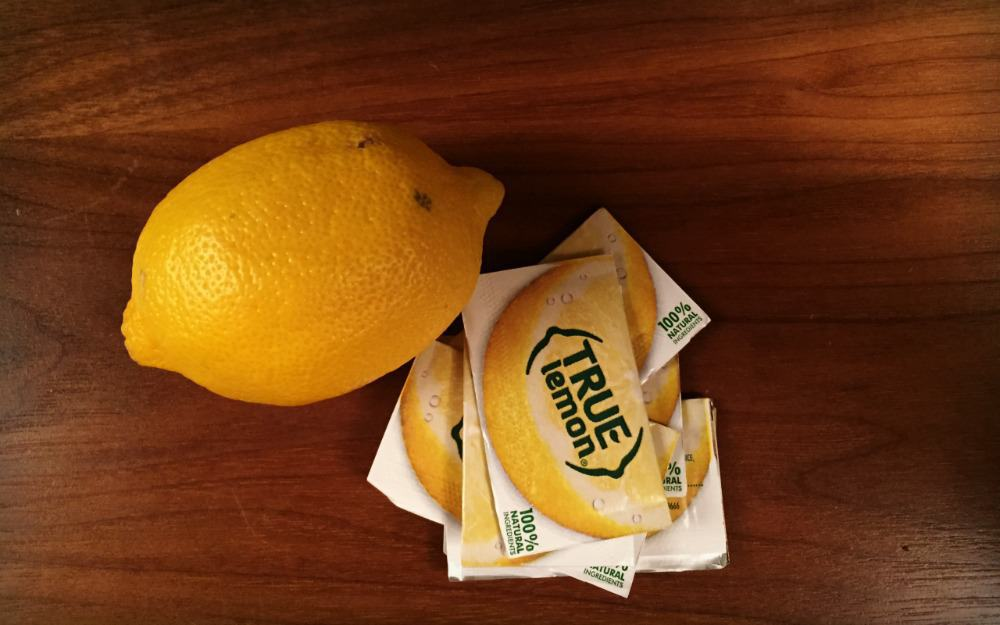 P1 - True Lemon in Cocktails